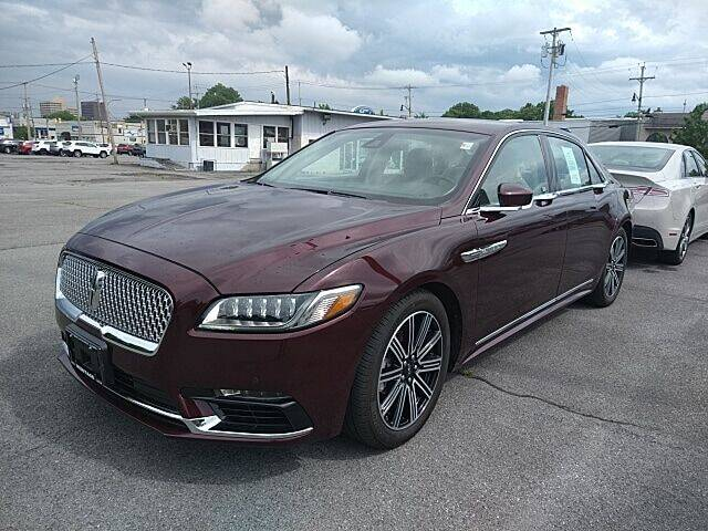 2018 Lincoln Continental for sale in Syracuse, NY