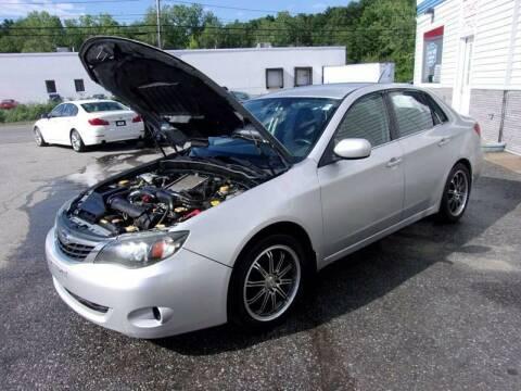 2008 Subaru Impreza for sale at Top Line Import of Methuen in Methuen MA