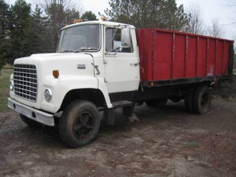1978 Ford F-600 for sale at Classic Car Deals in Cadillac MI