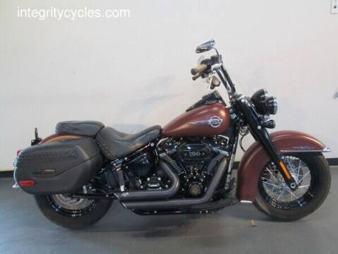 2018 Harley-Davidson Heritage Softail Classic for sale at INTEGRITY CYCLES LLC in Columbus OH
