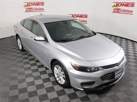 2018 Chevrolet Malibu for sale at Cj king of car loans/JJ's Best Auto Sales in Troy MI