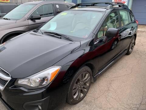 2013 Subaru Impreza for sale at Polonia Auto Sales and Service in Hyde Park MA