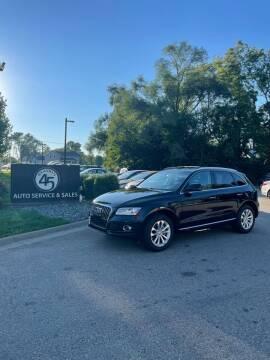 2015 Audi Q5 for sale at Station 45 Auto Sales Inc in Allendale MI