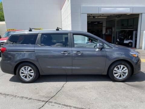 2016 Kia Sedona for sale at Bill Gatton Used Cars - BILL GATTON ACURA MAZDA in Johnson City TN