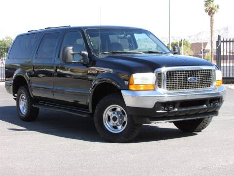 2000 Ford Excursion for sale at Best Auto Buy in Las Vegas NV