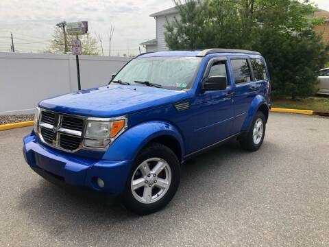 2007 Dodge Nitro for sale at Giordano Auto Sales in Hasbrouck Heights NJ