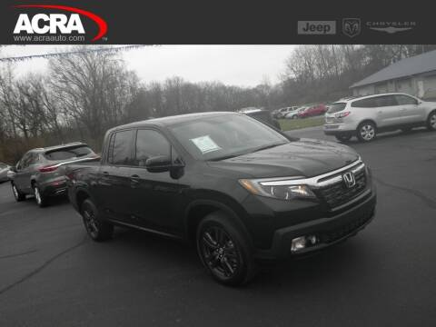2019 Honda Ridgeline for sale at BuyRight Auto in Greensburg IN