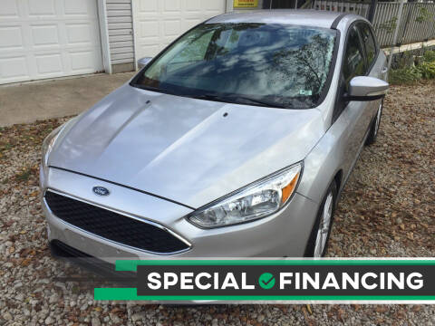 2015 Ford Focus for sale at Budget Auto Sales in Bonne Terre MO
