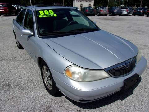 1998 Mercury Mystique for sale at Car Credit Auto Sales in Terre Haute IN
