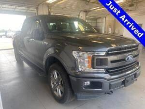2018 Ford F-150 for sale at Cj king of car loans/JJ's Best Auto Sales in Troy MI