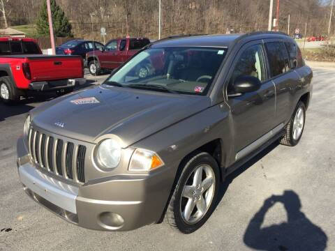 2007 Jeep Compass for sale at INTERNATIONAL AUTO SALES LLC in Latrobe PA