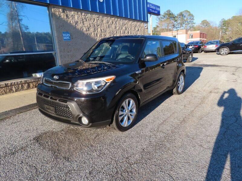 2015 Kia Soul for sale at 1st Choice Autos in Smyrna GA