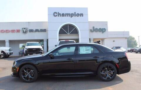 2021 Chrysler 300 for sale at Champion Chevrolet in Athens AL