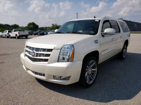 2014 Cadillac Escalade ESV for sale at CARZLOT in Portsmouth VA
