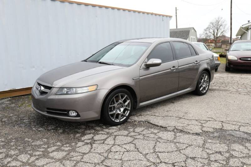 2007 Acura TL for sale at Queen City Classics in West Chester OH