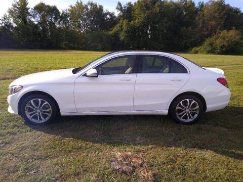 2016 Mercedes-Benz C-Class for sale at East Coast Auto Sales llc in Virginia Beach VA