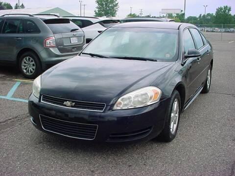 2011 Chevrolet Impala for sale at VOA Auto Sales in Pontiac MI