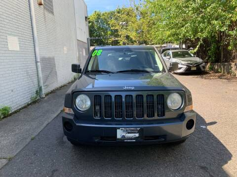 2008 Jeep Patriot for sale at 77 Auto Mall in Newark NJ