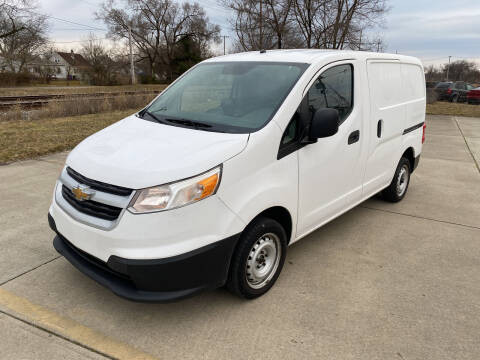 2017 Chevrolet City Express Cargo for sale at Mr. Auto in Hamilton OH