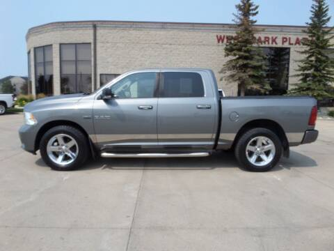 2010 Dodge Ram Pickup 1500 for sale at Elite Motors in Fargo ND