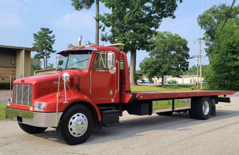 2002 Peterbilt 330 for sale at MILFORD AUTO SALES INC in Hopedale MA