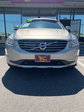 2015 Volvo XC60 for sale at Greenville Motor Company in Greenville NC