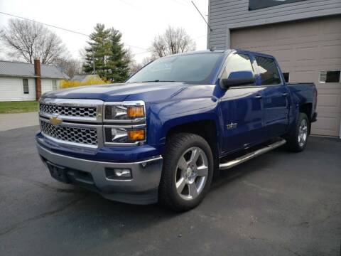 2014 Chevrolet Silverado 1500 for sale at The Car Mart in Milford IN
