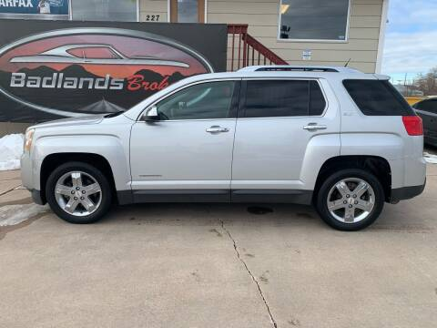 2012 GMC Terrain for sale at Badlands Brokers in Rapid City SD