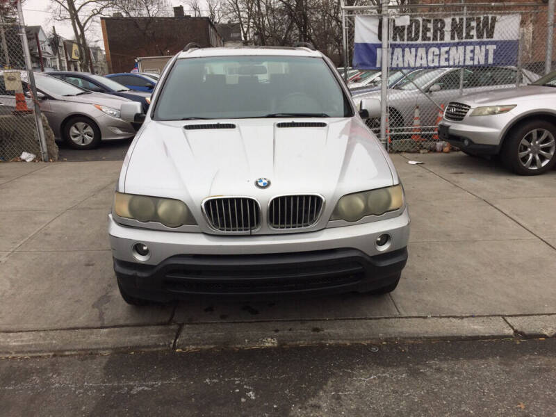 2003 BMW X5 for sale at Brick City Affordable Cars in Newark NJ