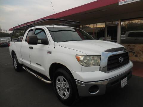 2007 Toyota Tundra for sale at Auto 4 Less in Fremont CA