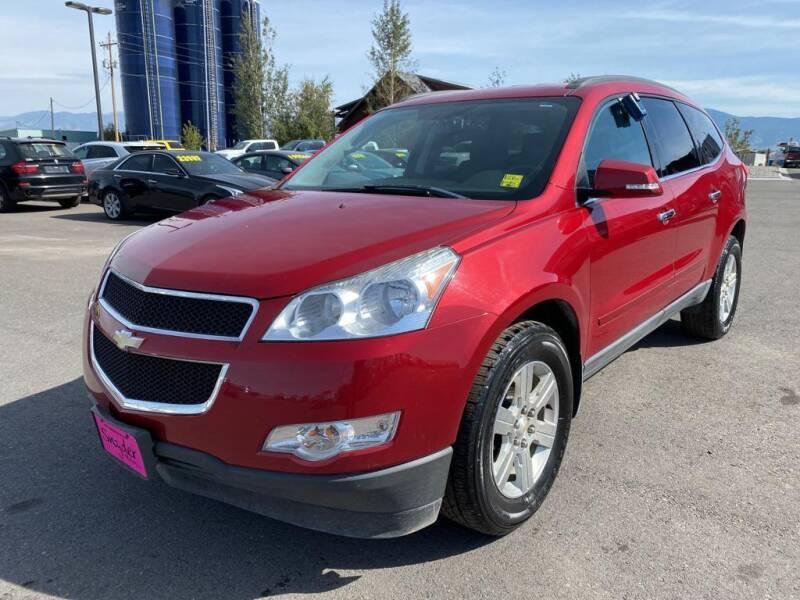 2012 Chevrolet Traverse for sale at Snyder Motors Inc in Bozeman MT