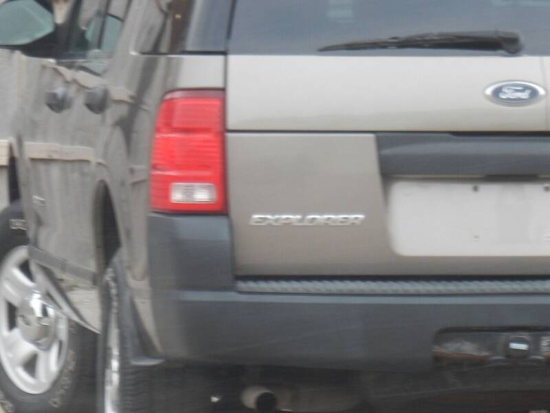 2005 Ford Explorer for sale at Moto Zone Inc in Melrose Park IL