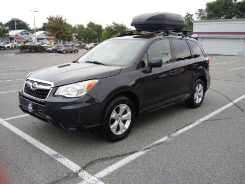 2014 Subaru Forester for sale at B&B Auto LLC in Union NJ