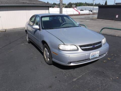 2000 Chevrolet Malibu for sale at 777 Auto Sales and Service in Tacoma WA