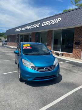 2015 Nissan Versa Note for sale at Jones Automotive Group in Jacksonville NC
