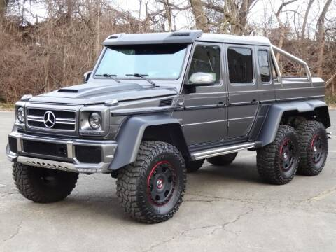 1995 Mercedes-Benz G-Class for sale at Professionals Auto Sales in Philadelphia PA