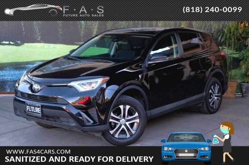 2018 Toyota RAV4 for sale at Best Car Buy in Glendale CA