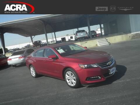 2019 Chevrolet Impala for sale at BuyRight Auto in Greensburg IN