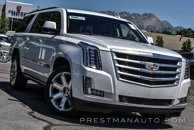 2019 Cadillac Escalade ESV for sale in South Salt Lake, UT