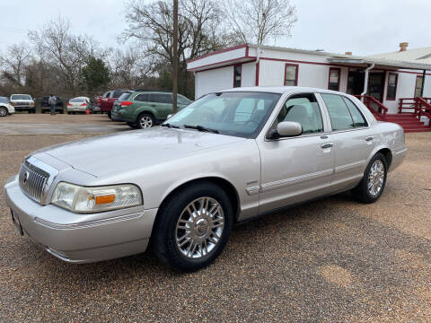 2010 Mercury Grand Marquis for sale at M & M Motors in Angleton TX