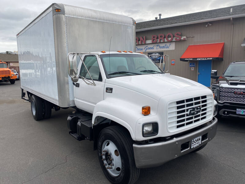 2000 Chevrolet C6500 for sale at Dorn Brothers Truck and Auto Sales in Salem OR