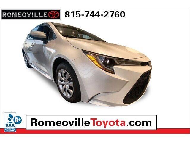 2022 Toyota Corolla for sale in Romeoville, IL