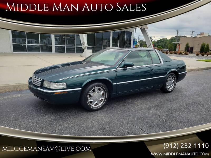 1999 Cadillac Eldorado for sale at Middle Man Auto Sales in Savannah GA
