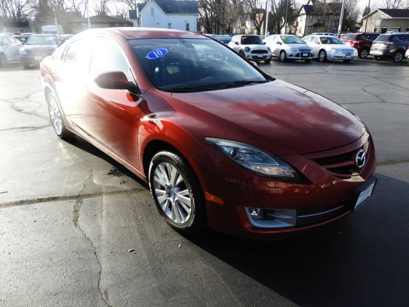2010 Mazda MAZDA6 for sale at Grant Park Auto Sales in Rockford IL