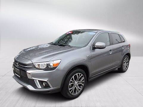 2018 Mitsubishi Outlander Sport for sale at Fitzgerald Cadillac & Chevrolet in Frederick MD