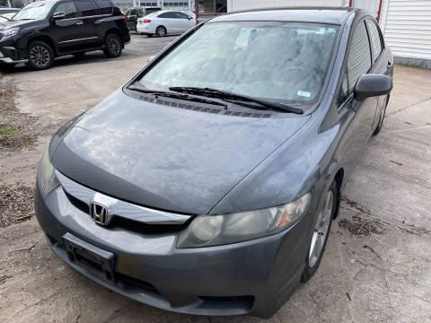 2009 Honda Civic for sale at Best Deal Motors in Saint Charles MO