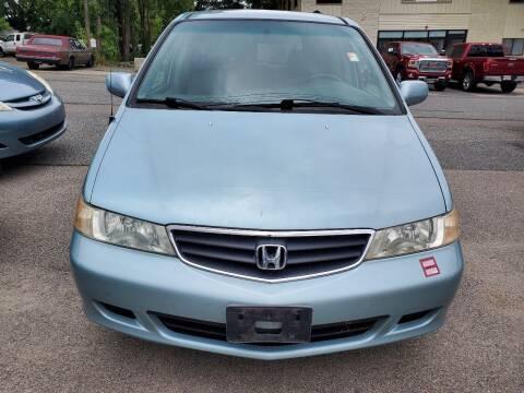 2004 Honda Odyssey for sale at MXMotors in Ashland MA