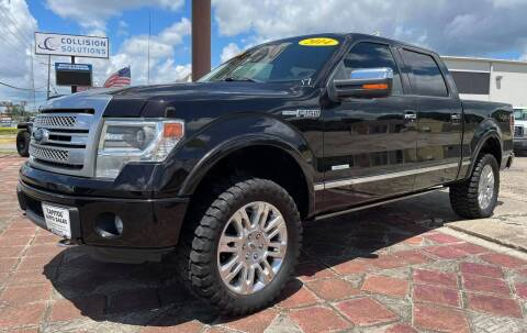 2014 Ford F-150 for sale at CAPITOL AUTO SALES LLC in Baton Rouge LA