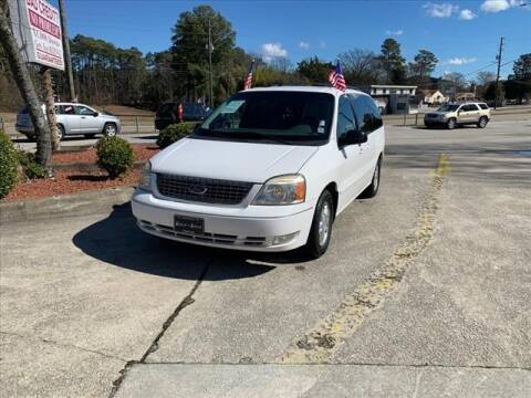 2004 Ford Freestar for sale at Kelly & Kelly Auto Sales in Fayetteville NC