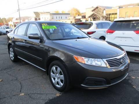 2010 Kia Optima for sale at Car Depot Auto Sales in Binghamton NY